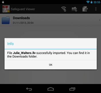 Android License