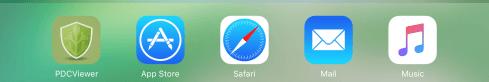 iOS Homepage