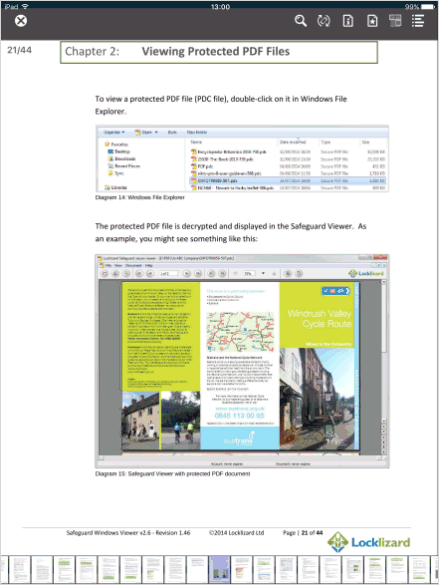 iOS Document Library