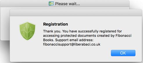Mac Registration