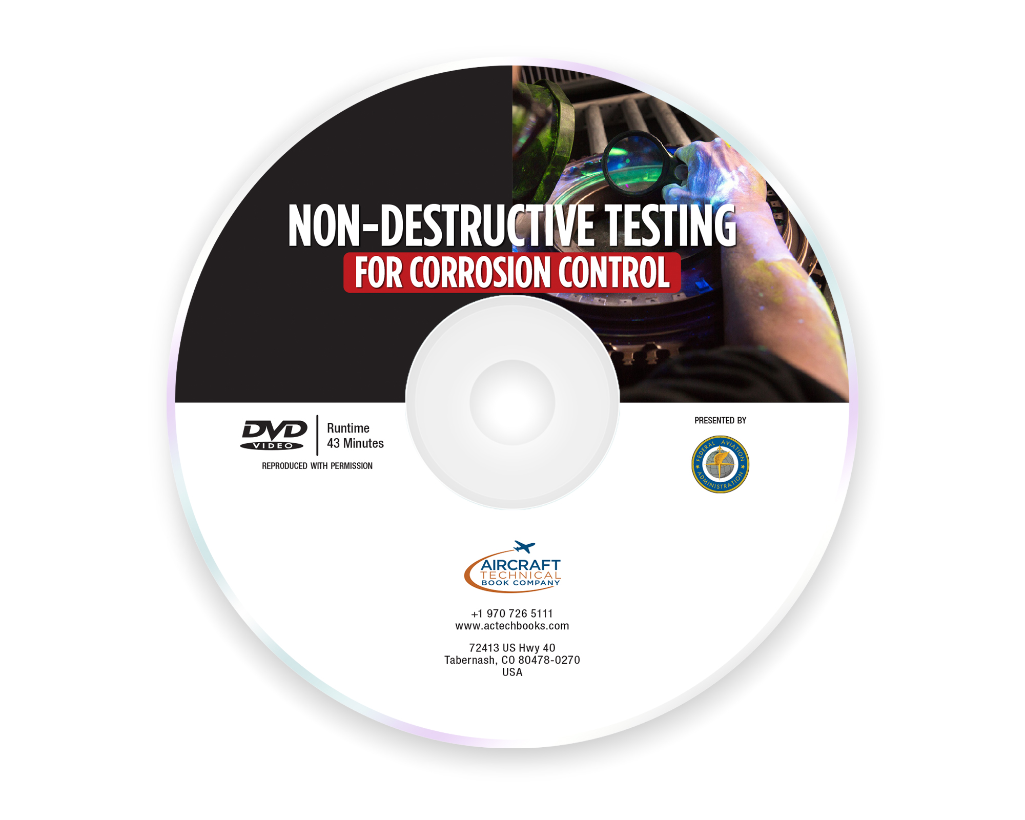 2028-DISC-DVD