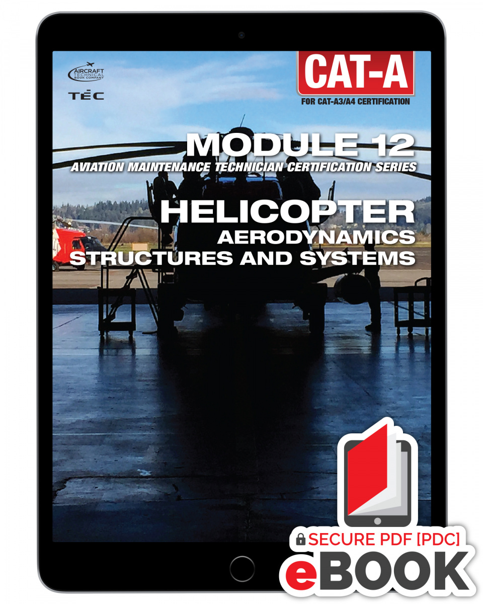 Helicopter Structures and Systems Module 12 for Cat-A