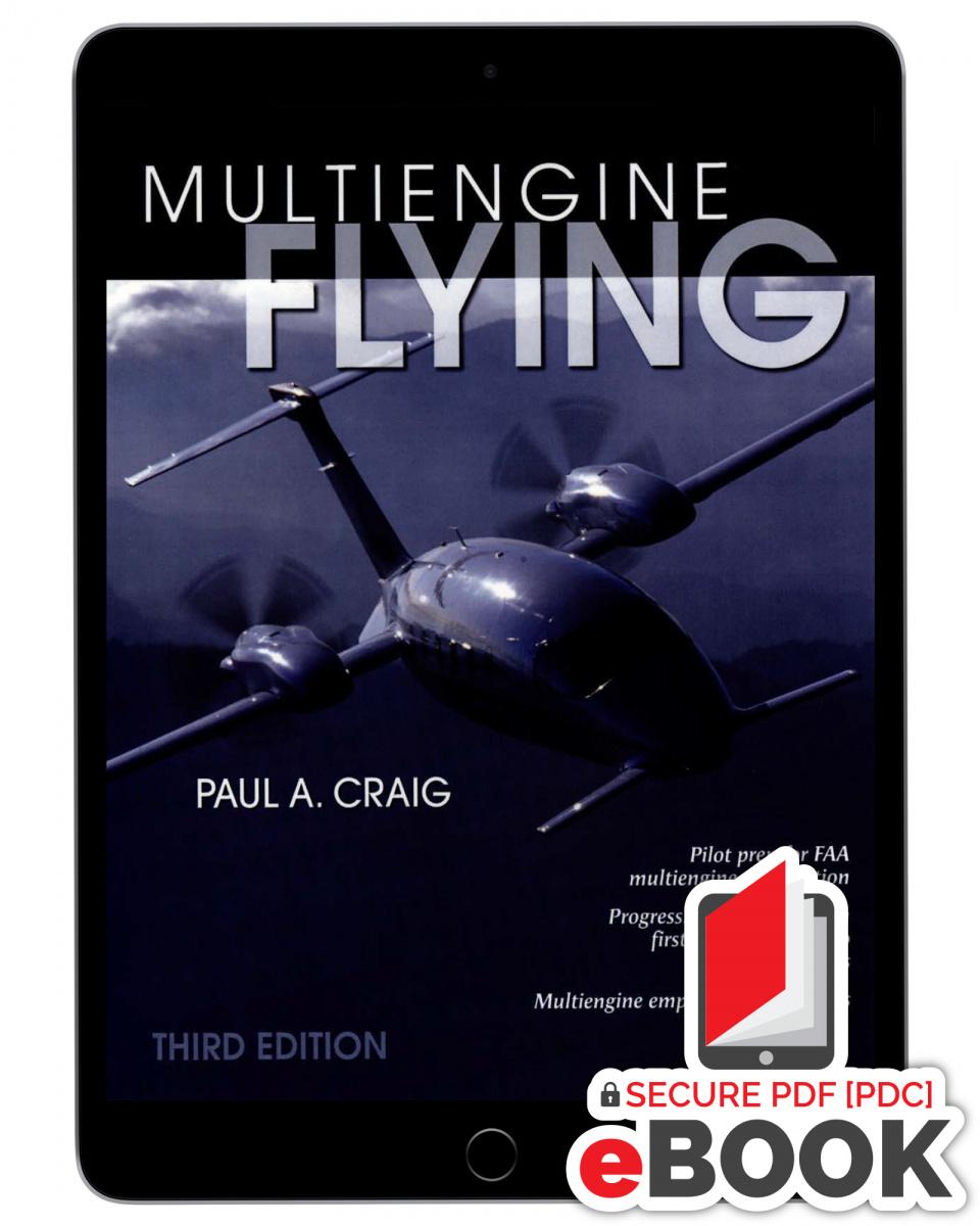 Multiengine Flying - eBook