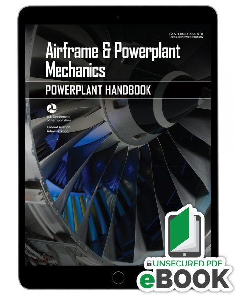 Powerplant Handbook FAA-8083-32A - eBook