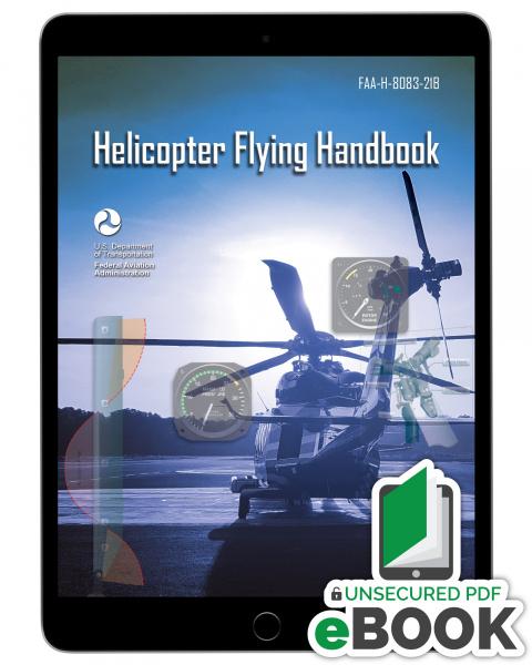Helicopter Flying Handbook - eBook