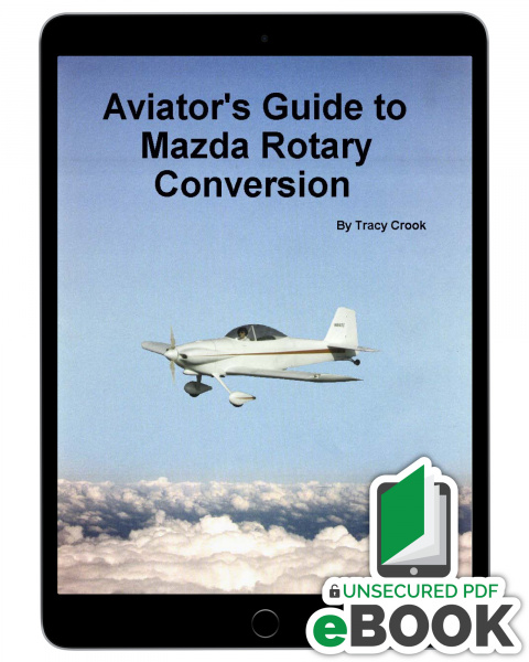 Aviator's Guide to  Mazda Rotary Conversion - eBook