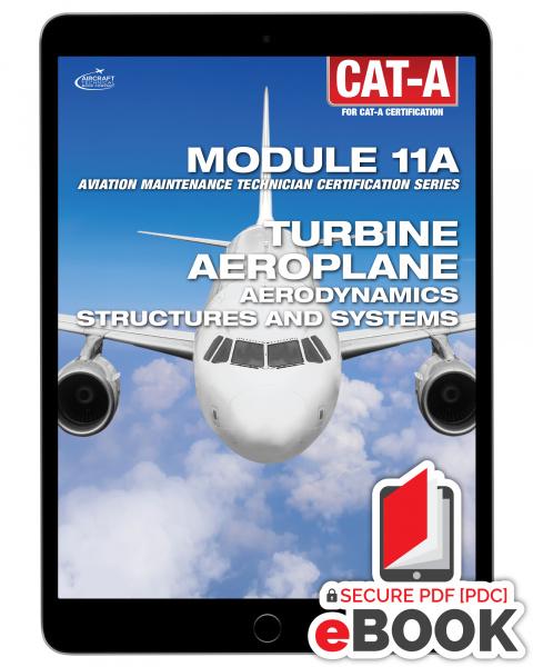 Turbine Aeroplanes Module 11A for CAT-A