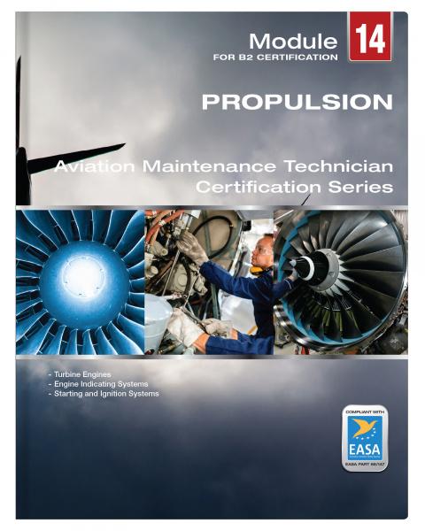 Propulsion Module 14 for B2