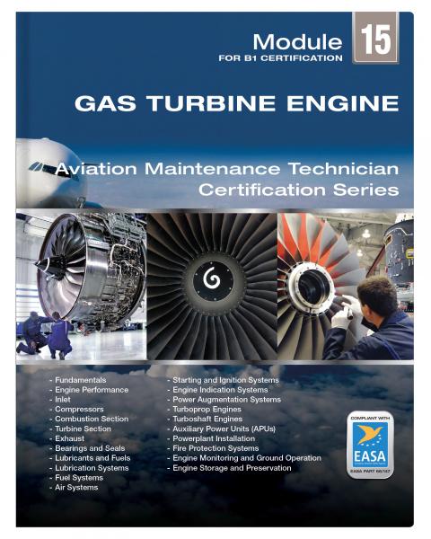 Gas Turbine Engines: Module 15 (B1)