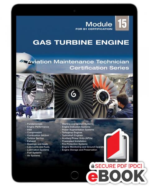 Gas Turbine Engines: Module 15 (B1) - eBook
