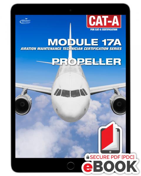 Propeller  Module 17A for CAT-A