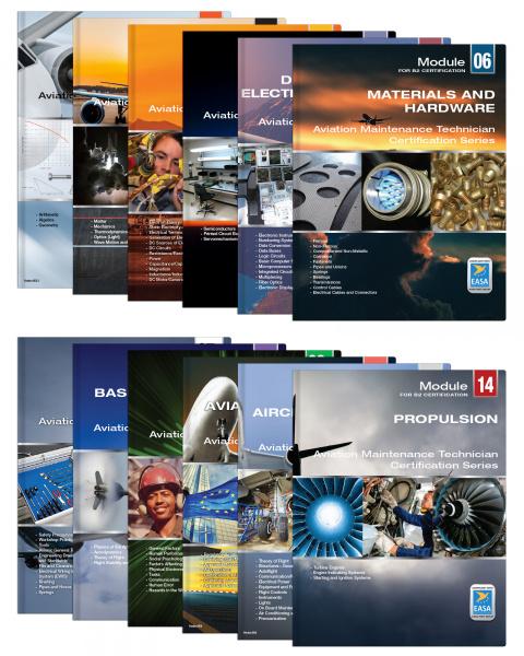 B2 Avionics Complete Study Set