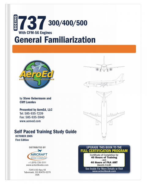 Boeing 737 (300-500) General Familiarization