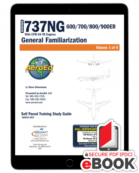 Boeing 737NG (600-900) General Familiarization - eBook