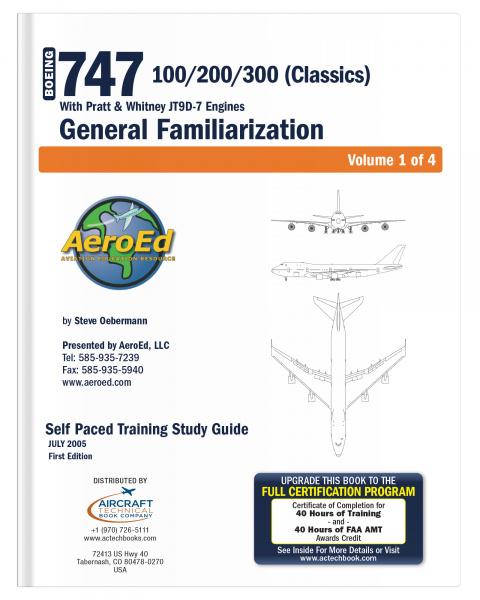 Boeing 747 (100-300) General Familiarization