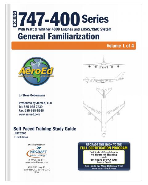Boeing 747-400  General Familiarization