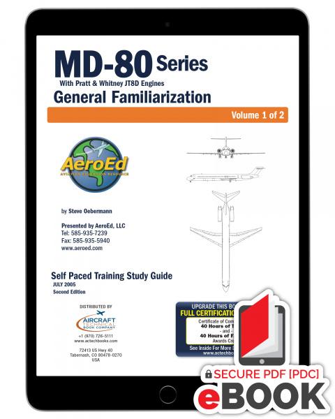 MD-80 Series General Familiarization - eBook