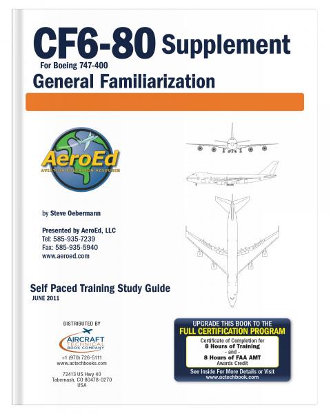 CF6-80 Engine General Familiarization
