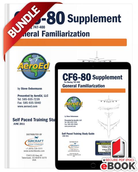 CF6-80 Engine General Familiarization - Bundle