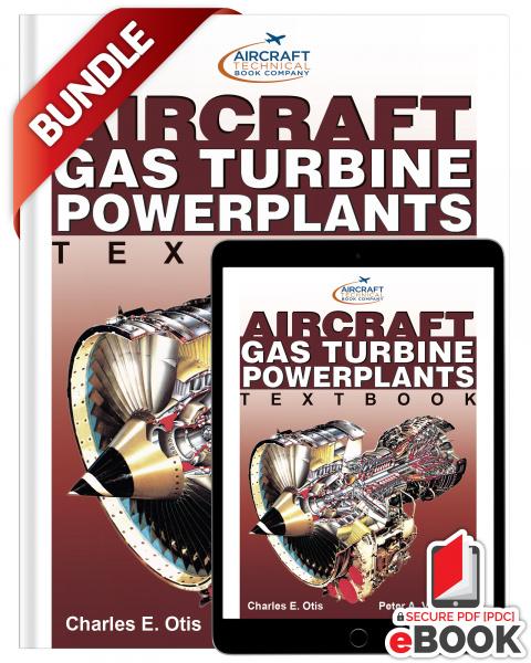 Aircraft Gas Turbine Powerplants Textbook - Bundle