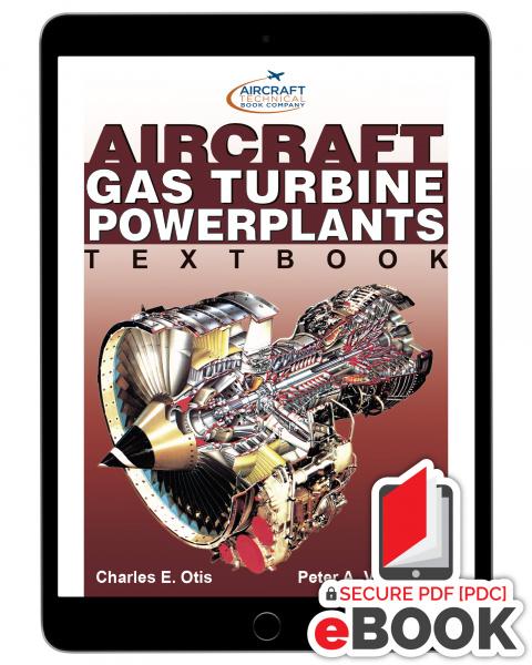 Aircraft Gas Turbine Powerplants Textbook - eBook