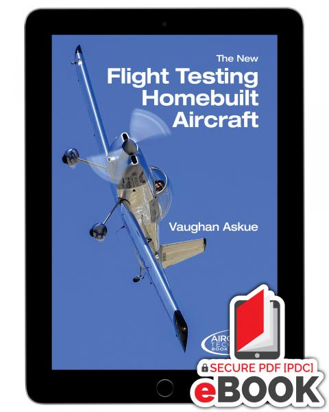 Flight Testing Homebuilt Aircraft - eBook