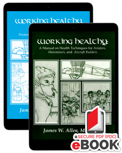 Working Healthy  Working Healthy Solvents  eBook