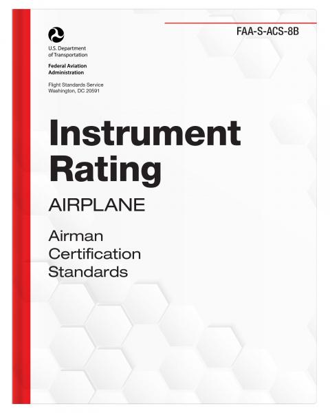 instrument rating asa airman certification standards