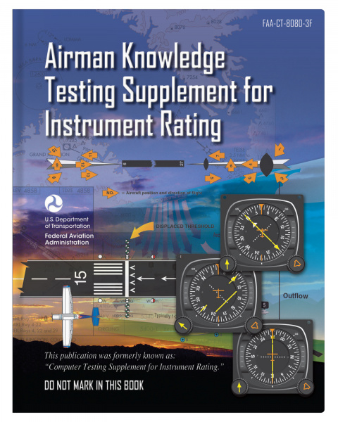 Computer Testing Supplement  For Instrument Rating