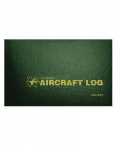 Aircraft Logbook  Hard Cover