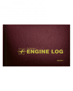 Engine Logbook  Hard Cover