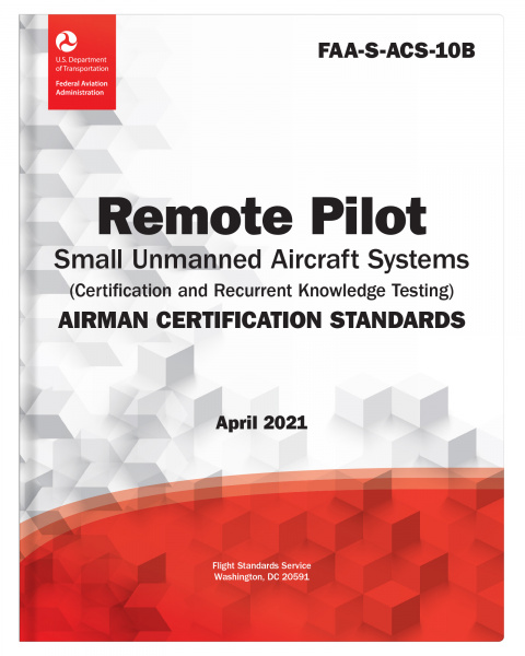 Airman Certification Standards  Small Unmanned Aircraft