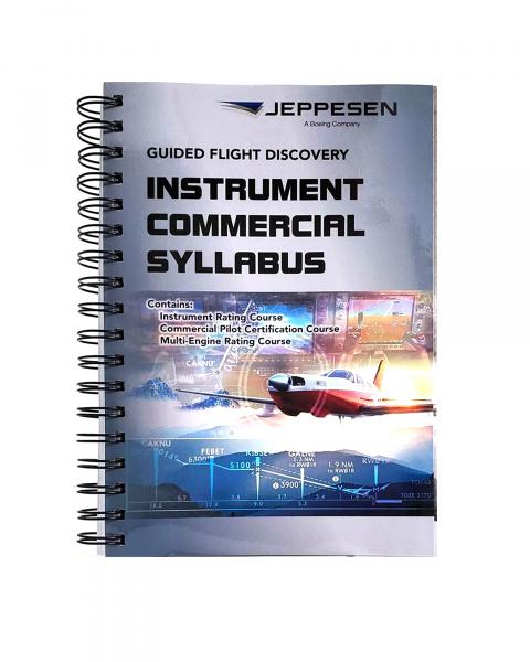 Instrument/Commercial Syllabus - Jeppesen
