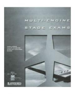 Multi-Engine Flight Instructor Exams - Jeppesen