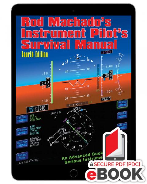 Instrument Pilot's Survival Manual - eBook