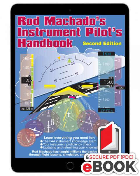 Instrument Pilot's Handbook - eBook
