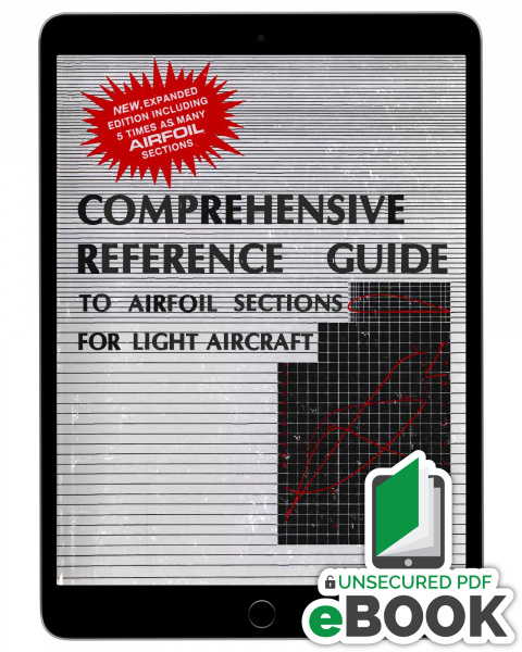 Comprehensive Reference Guide to Airfoil Sections - eBook