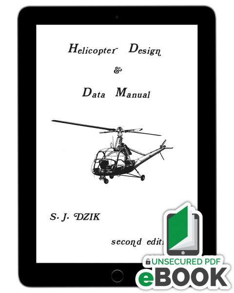 Helicopter Design and Data Manual - eBook
