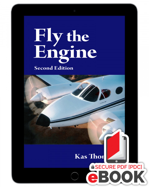 Fly The Engine - eBook