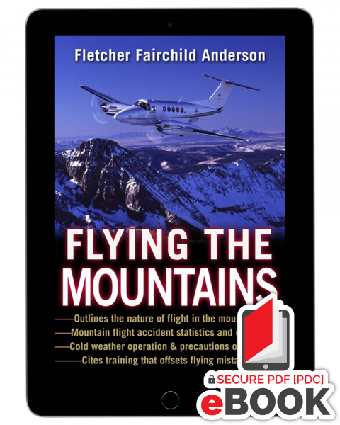 Flying the Mountains - eBook