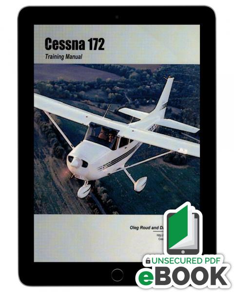 Cessna 172 Training Manual - eBook