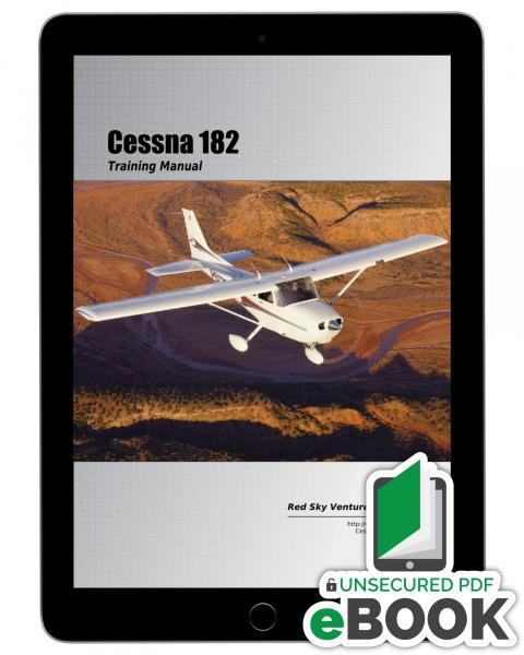 Cessna 182 Training Manual - eBook