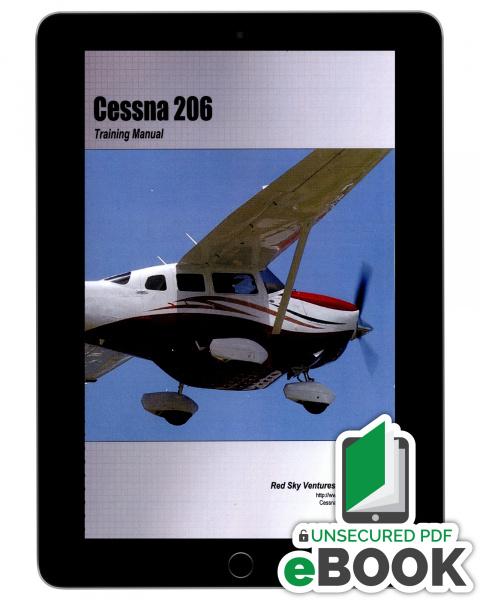 Cessna 206 Training Manual - eBook
