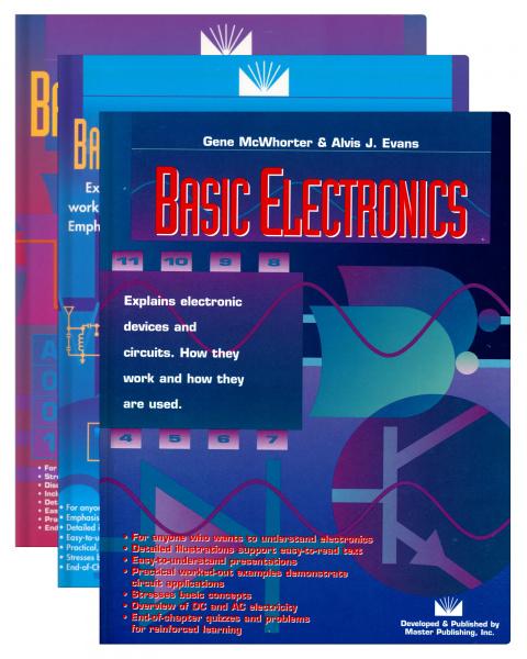 Basic Electronics - Set of 3