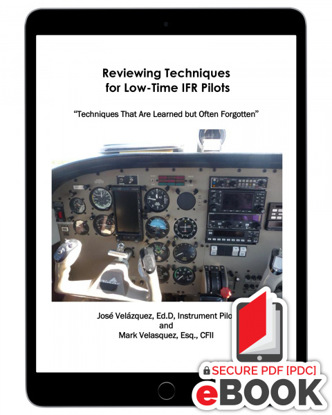 Techniques For Low Time IFR Pilots - eBook