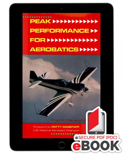 Peak Performance For Aerobatics - eBook