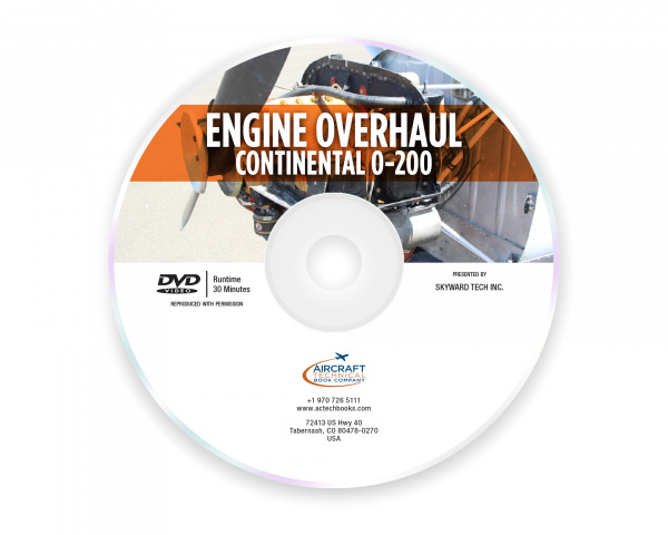 Engine Overhaul Continental O-200