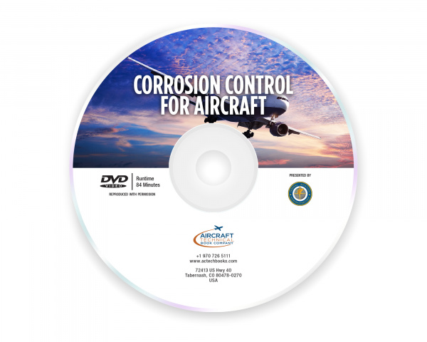 Corrosion Control for Aircraft -DVD