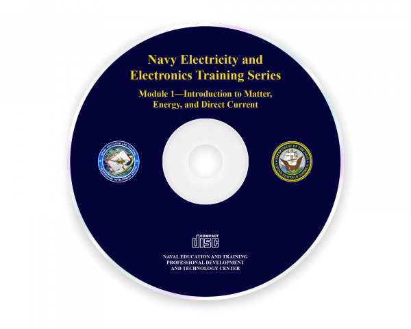 US Navy Electric & Electronics Course - CD