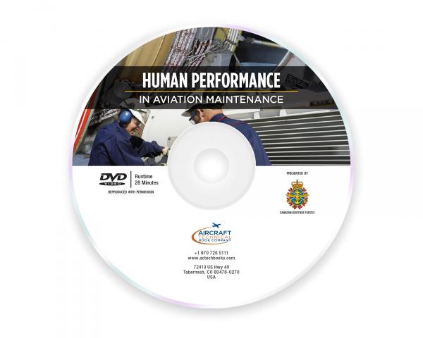 Human Performance in Aviation Maintenance - DVD